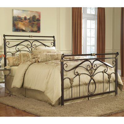 Bette Panel Bed Size: Queen