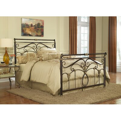 Bette California king Panel Bed