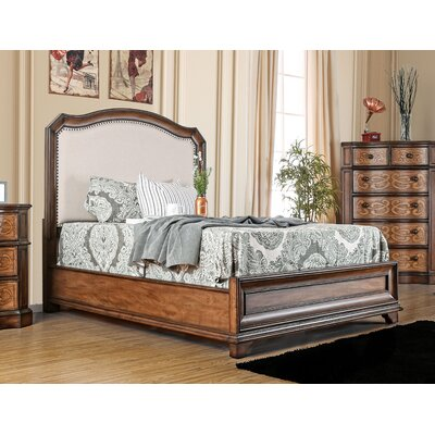 Marcy Panel Bed