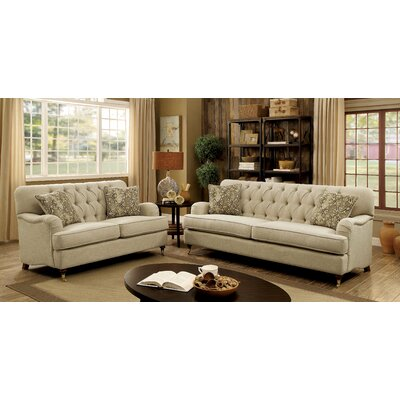 Luisa Configurable Living Room Set