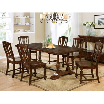 Nunnally 7 Piece Dining Set