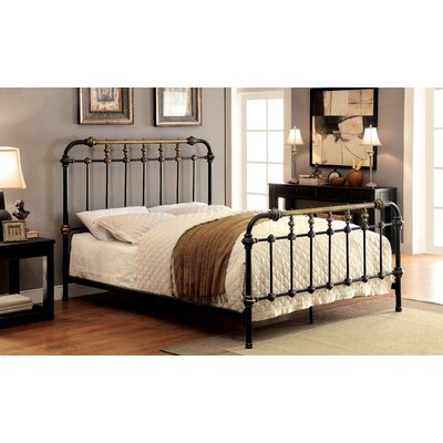 Katharine Panel Bed Size: California King