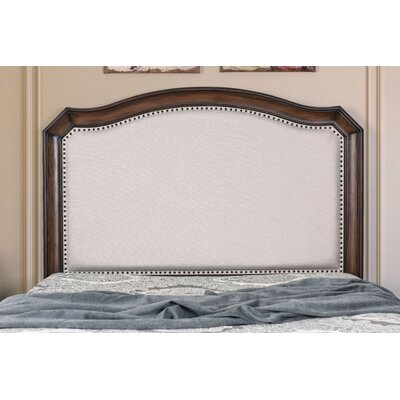 Burcham Panel Headboard Size: King
