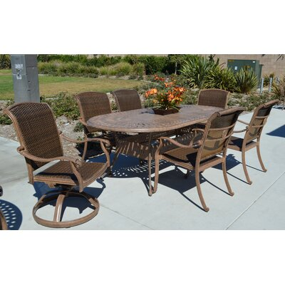 Adela 7 Piece Dining Set