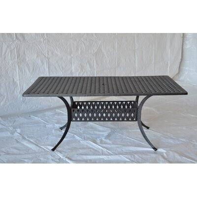 Nola Dining Table Table Size: 72