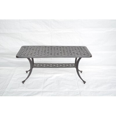 Nola Coffee Table Table Size: 42 L x 21 W