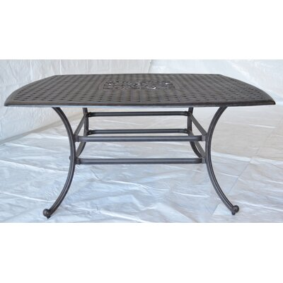 Nola Dining Table Table Size: 64 L x 64 W
