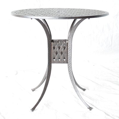 Nola Bar Table Table Size: 42 L x 42 W