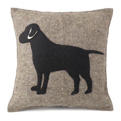 Hand Felted Wool Pillow Cover