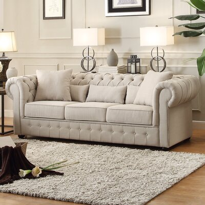 Darby Home Co DBYH9267 Pearlie Living Room Collection