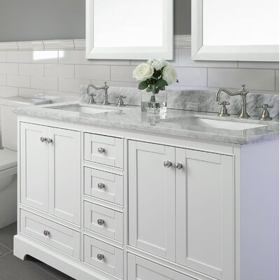 Michael 59 Double Bathroom Vanity Base