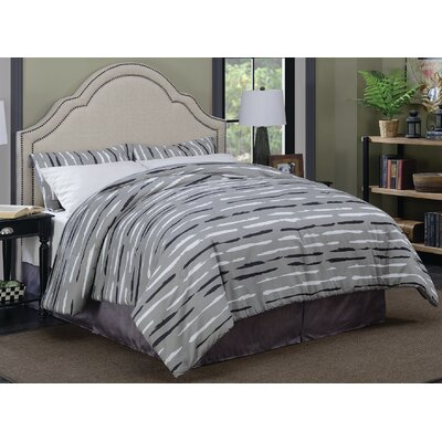 Bayley Upholstered Panel Bed