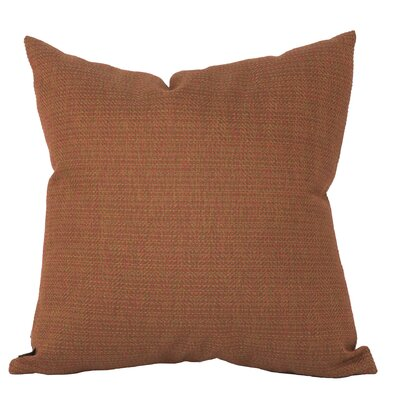 Bassett Throw Pillow Color: Spice