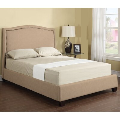 Voight Upholstered Platform Bed