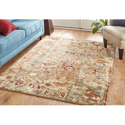 Brookes Linen Area Rug Rug Size: Rectangle 96 x 1211