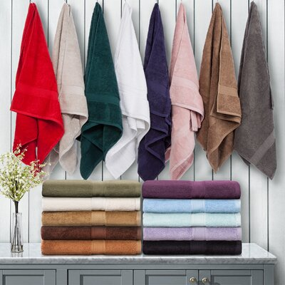 Hamden 3 Piece Towel Set