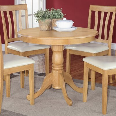 Caledonia Dining Table Finish: Oak