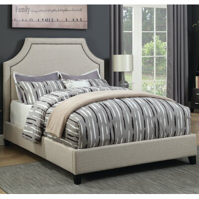 Bayley Upholstered Panel Bed