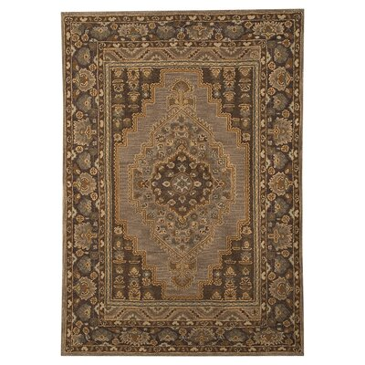 Beeston Hand-Tufted Tan Area Rug Rug Size: 8 x 10