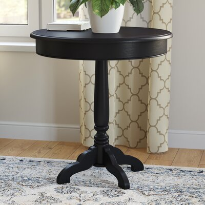 Plimpton End Table Color: Antique Black