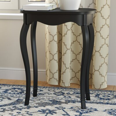 Heisler End Table Finish: Black Licorice