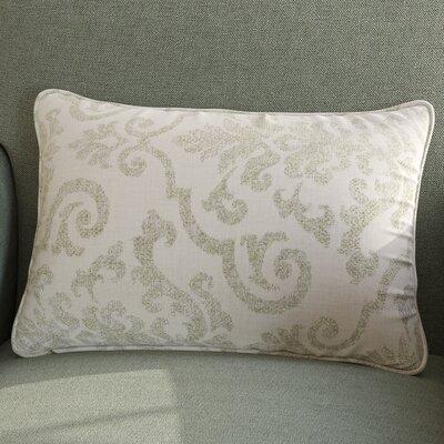 Fitchburg Indoor/Outdoor Lumbar Pillow Color: Olive