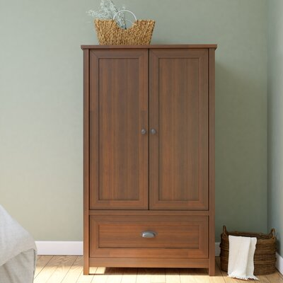 Coombs Armoire Finish: Rum Walnut
