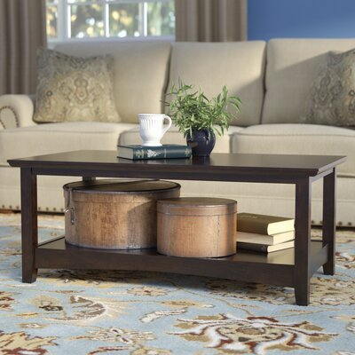 Rossendale Coffee Table Finish: Madison Cherry