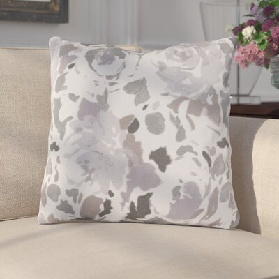 Paulding Throw Pillow Size: 22 H x 22 W x 4 D, Color: Purple