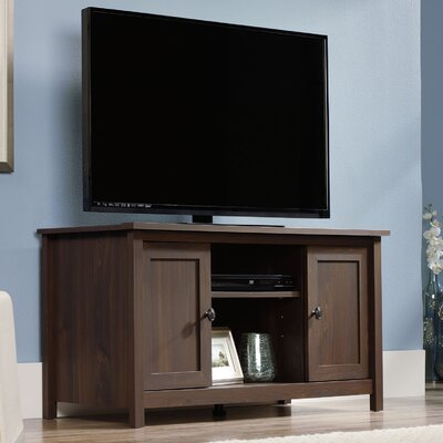 Rossford 43 TV Stand Color: Rum Walnut