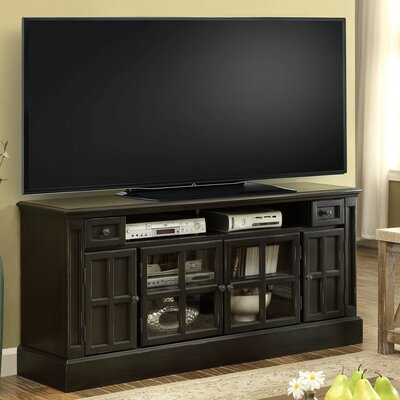 Athena 74 TV Stand Width of TV Stand: 31 H x 74 W x 17  D
