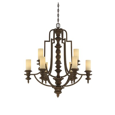 Bayford 9-Light Candle-Style Chandelier