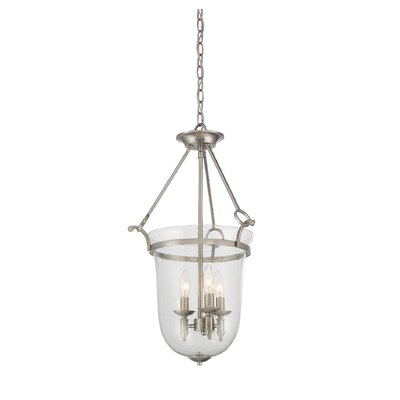 Timberlake 3-Light Foyer Pendant