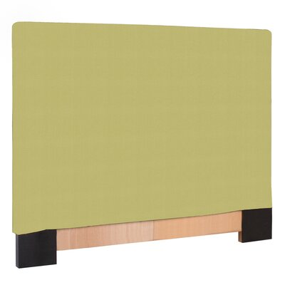 Ballenton Upholstered Panel Headboard Size: Twin, Upholstery: Willow