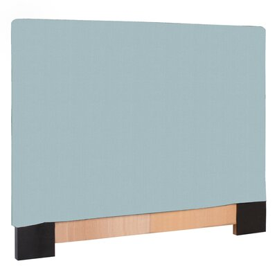 Ballenton Upholstered Panel Headboard Size: Twin, Upholstery: Breeze