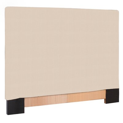 Ballenton Upholstered Panel Headboard Size: King, Upholstery: Sand