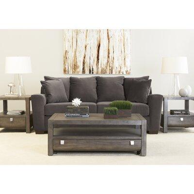 Hardiman Sofa Upholstery: Nina Charcoal