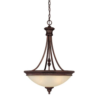 Colden 3-Light Inverted Pendant