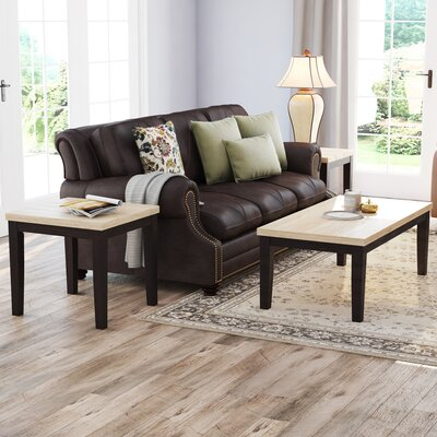 Renfrow 3 Piece Coffee Table Set