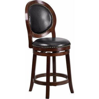 Jeremiah 26.5 Swivel Bar Stool