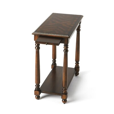 Heisler Console Table Finish: Plantation Cherry