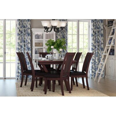 Pitcairn 7 Piece Dining Set