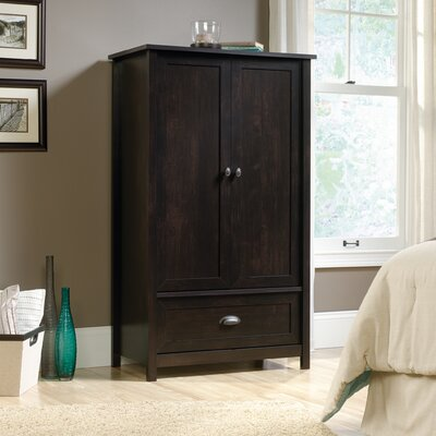 Coombs Armoire Finish: Estate Black