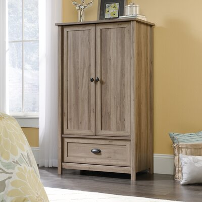 Coombs Armoire Finish: Salt Oak