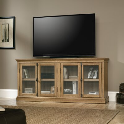 Henley 70 TV Stand Color: Scribed Oak