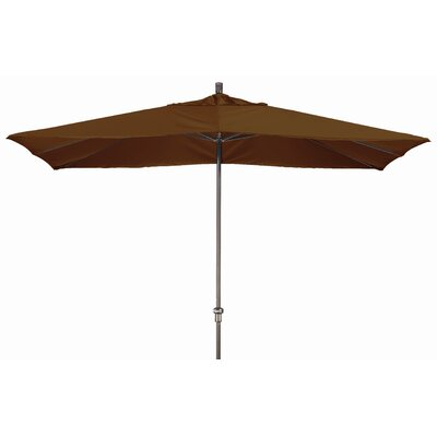 Chase 8 x 11 Rectangle Market Umbrella Fabric: Sunbrella A Cork