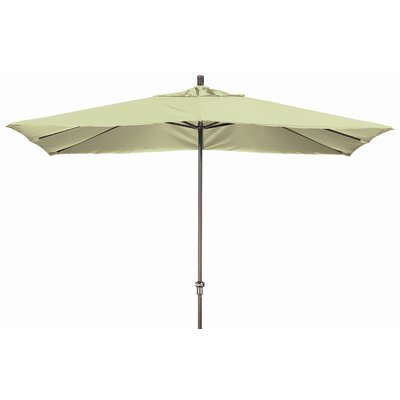 Chase 8 x 11 Rectangle Market Umbrella Fabric: Sunbrella A Canvas
