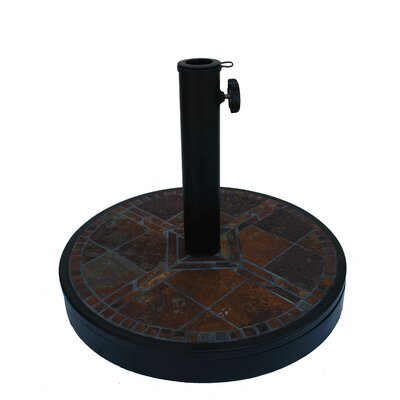Dolores Cast Iron Free Standing Umbrella Base