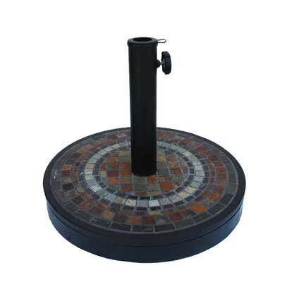 Annette Cast Iron Free Standing Umbrella Base