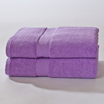 Bloomberg Bath Sheet Color: Lilac